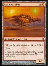 4x Slash Panther   NM   New Phyrexia   Magic MTG