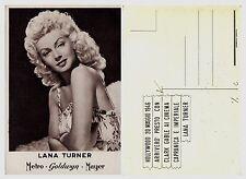 "#CINEMA- ATTRICI: LANA TURNER...1946 ""ARRIVERO' PRESTO""- METRO GOLDWYN -MAYER"