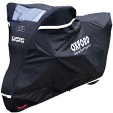 Oxford Stormex Resistente al Calor Cubierta Impermeable Ultimate Moto Bicicleta