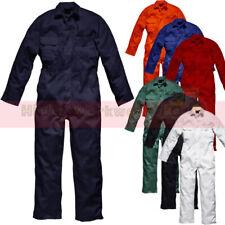 Deacon Sicherheit Arbeit Overalls Stud Overall Herren Tuff Workwear Unisex 240gsm