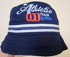 QUALITY Boys Toddler Child Kids Children Cotton Bucket Sun Hat Cap Wide Brim