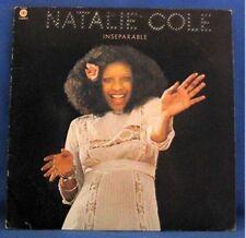 NATALIE COLE, INSEPARABLE-LP RECORD