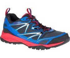 NIB Merrell  J35391 Men's Blue Capra Bolt  Hiking Shoes Choose Size