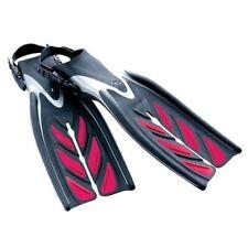 Tusa X-Pert Zoom Z3 Open Heel Adjustable Split Fins for Scuba Diving