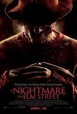 Una pesadilla en Elm Street remake cartel A4 A3 A2 A1 Cine Película Formato Grande