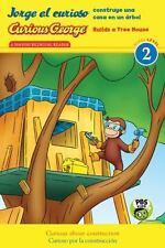 Jorge el Curioso Construye una Casa en un Arbol/Curious George Builds A Tree Hou