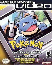 Game Boy Advance Video: Pokémon -- Beach Blank-Out Blastoise & Go West Young Me…