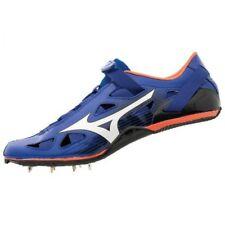 Mizuno Track and Field Spike shoes GEO SPRINT 4 U1GA1910 Blue × White × Orange