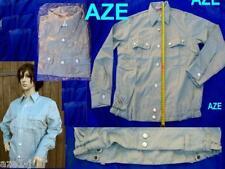 36 - 41,43,45 ORIGINAL DDR Offizier NVA Stasi Grenztruppe MDI Uniform Hemd Bluse