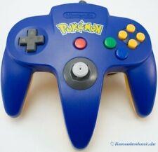 Original Nintendo n64 controlador/gamepad #pikachu - Edition-estado Seleccionable