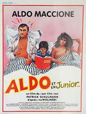 *Vintage* French Belgian 80s Film Posters - Belga Film Amityville Horror Gift