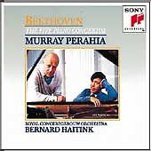 Beethoven: The Five Piano Concertos / Perahia, Haitink New CD!!