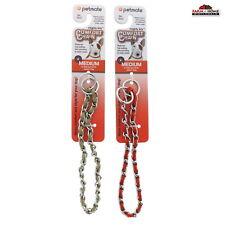 Comfort Choke Chain Dog Training Collar ~ New