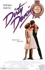 NEW DIRTY DANCING RETRO CLASSIC MOVIE WALL ART PRINT - PREMIUM POSTER