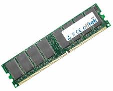 512MB DDR1 NON-ECC RAM (PC-3200/DDR-400 PC-2700/DDR-333 PC-2100/DDR-266 PC-133)