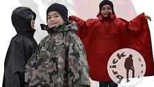 REGENPONCHO Kinder Poncho Nässeschutz Regenbekleidung verschiedene Farben