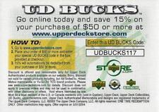 2004 Upper Deck Major League Soccer 'UD Promo Cards' Insert Advertisement Cards