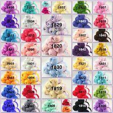 Sale New 6 balls x50g Soft Cashmere Silk Velvet Baby Children Hand Knitting Yarn