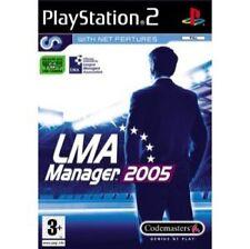 LMA MANAGER 2005 (PS2), molto buona PLAYSTATION 2, PLAYSTATION 2 Videogiochi