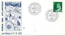 España Feria del Atlantico Las Palmas año 1979 (BD-819)