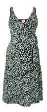 Blue print maternity summer dress - Boob Maternity sun dress - XS or M