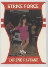 1991 Little Sun Ladies Bro Bowling Tour Strike Force #4 Lorene Raveane Card