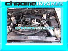 96 97 98 99-05 CHEVY S10/ZR2/BLAZER/SONOMA/JIMMY 4.3L V6 COLD AIR INTAKE HS BLKB