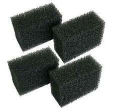 4 Pack - Sponge Filters for JBJ Nano Cube - 28 Gallon  / 28g