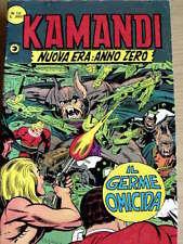 Kamandi - Nuova Era Anno Zero ed. Corno 10 1977