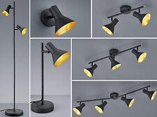Coole Metall Leuchten Serie Retro Wandlampen Deckenlampen Stehleuchte Tischlampe