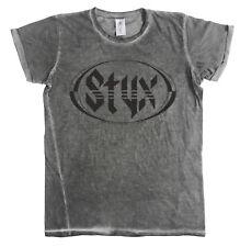 Officially Licensed Styx Logo Urban Slim Fit Men's T-Shirt S-XXL Sizes