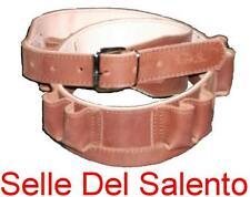 Cartucciera doppietta pelle 12 cal 12 caccia poligono leather cartridge hunting