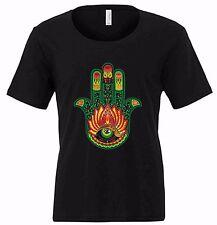 MAGLIETTA NERD CON STAMPA TITOLO: tribal hand
