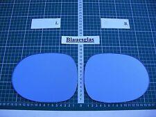 Außenspiegel Spiegelglas Ersatzglas Honda Civic ab 2006 Li o Re sph Blaues Glas