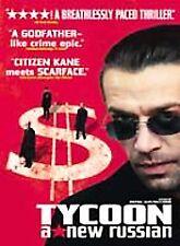 DVD: Tycoon - A New Russian, . Good Cond.: Vladimir Mashkov,Mariya Mironova