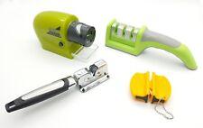 Multipurpose kitchen Knife Knives Sharpener 1/2/3 Stage Scissors Blade Tools @UK