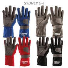 Kart Handschuhe Sydney G-1 standard  Grau*Blau*Rot*Schwarz Karthandschuhe Glove
