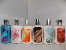 Bath & Body Works BODY LOTION Signature Aloe Vera Vitamins C & E 8 oz New U PICK