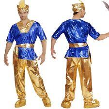 Adeliger SULTAN goldenes Herren Kostüm Märchen Scheich Harem Arabien Persien