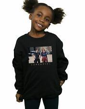 DC Comics Girls Supergirl TV Series Sisters Photograph Sweatshirt