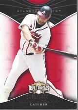 2009 Topps Triple Threads Baseball Card Pick 1-100