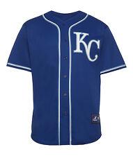 Majestic Mlb Kansas City Royals Replica Jersey