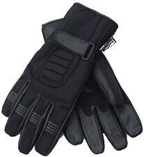 Rollerhandschuhe schwarz Winddicht warm Motorradhandschuhe Handschuhe Herbst