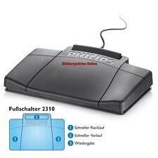 Philips Fußschalter 2210 für Philips Desktop und Adapterbox 6220