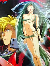 Starknight Tekkaman Blade Vol 2 Vintage Japan Poster