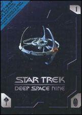 Star Trek DEEP SPACE NINE STAGIONE 1 COMPLETA box 6 DVD + CD ROM nuovo sigillato