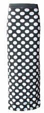 Neuf Femmes Femmes Plus Taille Imprimé Long lengt Gypsy Maxi Bodycon Jupe UK 8-26