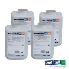 Quantophos F1 F2 F3 F4 F/E, 3L - 4 Stück=1Karton BWT Mineralstoff - Aktionspreis