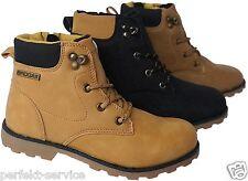 Jungen Boots Kinder Schuhe Warmfutter Stiefel Gr.32 - 37 Art.-Nr.6708