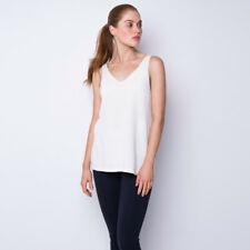 NEW Cotton cashmere tank Women's by CASHMERISM